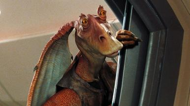 Justice for Jar Jar Binks