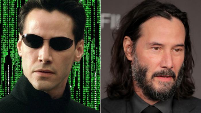 """Актьорите от """"Матрицата"""" преди и сега"""